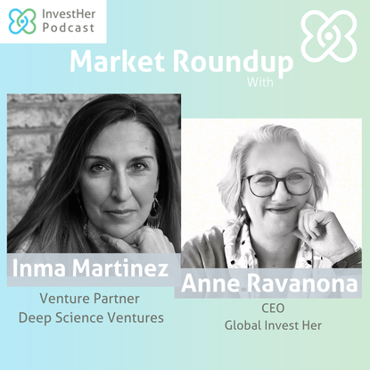 InvestHer Podcast ep8 - Market Roundup 2 : Female-led Companies: The Rise of Female Management Teams