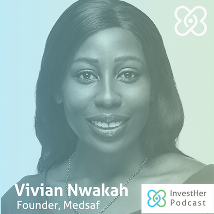 Episode 6: How Vivian Nwakah (Medsaf) is disrupting supply chain MedTech